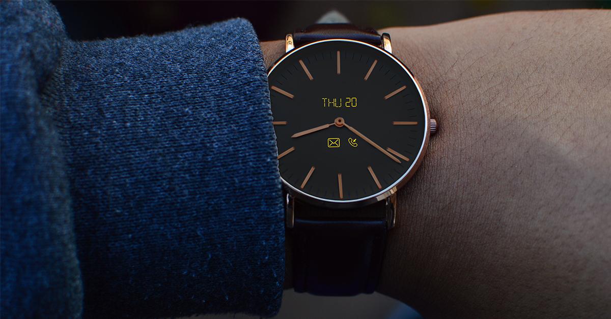 智能手表的智能设计