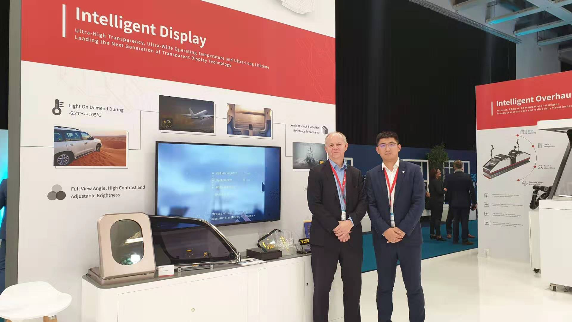 Mobility Electronics Suppliers Expo in Berlin, November 5-7, 2019