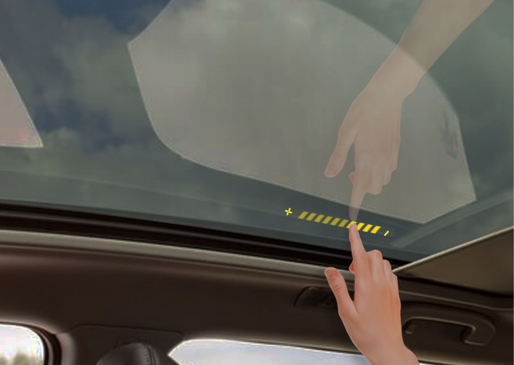 Enabling Next Generation, Automotive Smart Glass, NEW Touch FOX Demo